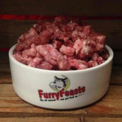 Furry Feasts Chicken and Kangaroo Raw Pet Food