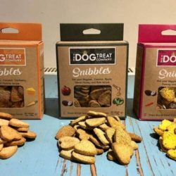 The Dog Treat Company Natural Dog Biscuits No added Fillers.