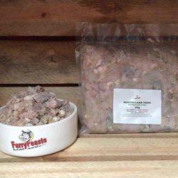 Furry Feasts Lamb tripe Raw Dog Food