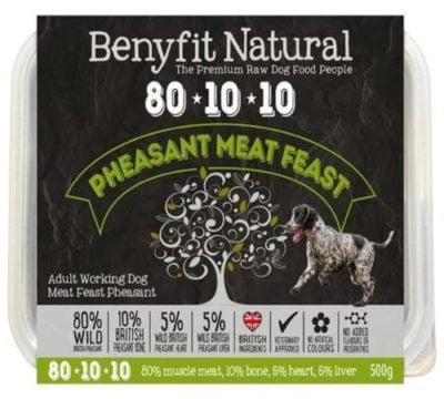 Benyfit Pheasant Meat Feast