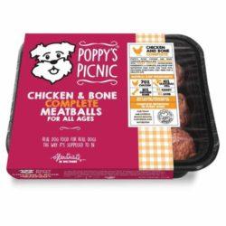 Poppys Picnic Beef Complete Meatballs