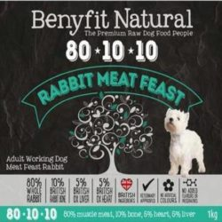 Benyfit Natural Meat Feast 80:10:10