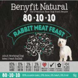 Benyfit Natural Meat Feast 80:10:10