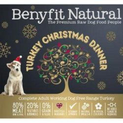 Benyfit Christmas Dinner Turkey Complete
