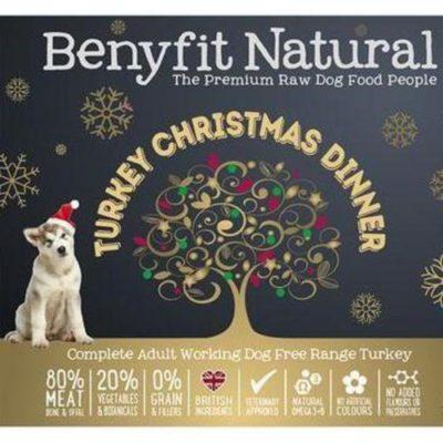 Benyfit Christmas Dinner Turkey Complete