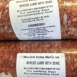 Manifold Valley Meats MVM lamb with Bone