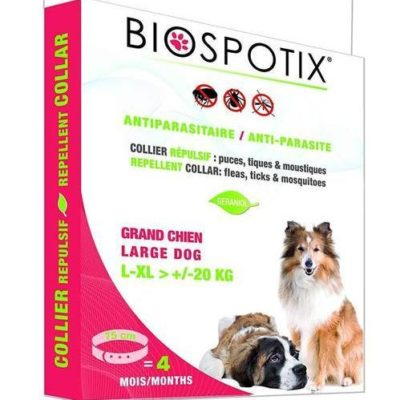 Biospotix Natural Flea Collar