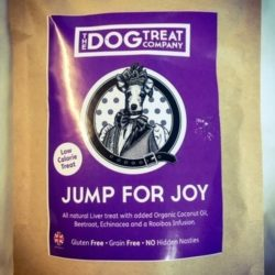 The Dog Treat Company Jump For Joy