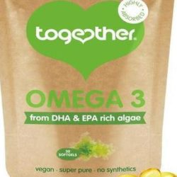 Algae Oil supplement Together Health