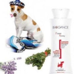 Biogance Fleas away dog shampoo refill station