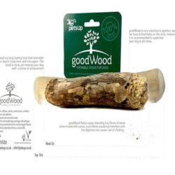 Coffee Wood Natural Dog Chews Goodwood