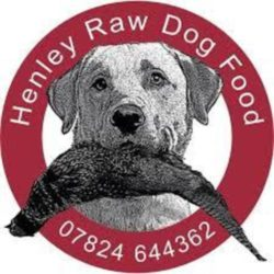 Henley Raw Dog Food (organic, free range or wild where possible).