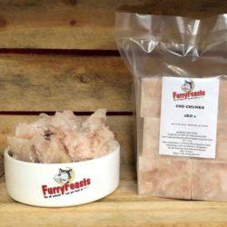 Furry Feasts Cod Chunks