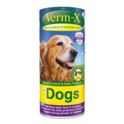 Verm X For Dogs Intestinal Hygiene Control