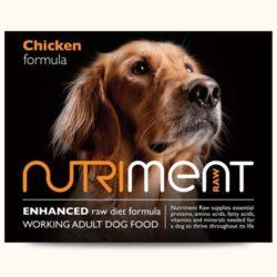 nutriment chicken Adult Formula