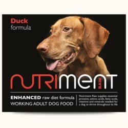 Nutriment Duck Formula
