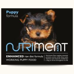 Nutriment Puppy Formula 500g