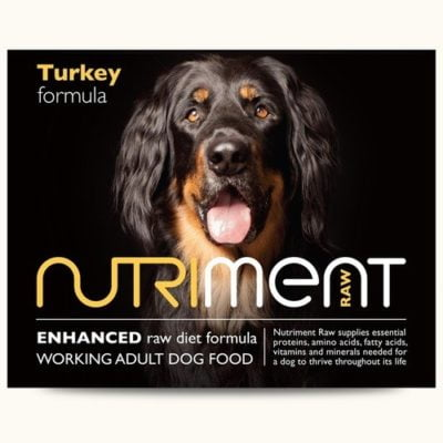 Nutriment Turkey Formula 500g