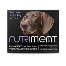 Nutriment Salmon and Turkey