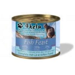 Akela Wet Cat Food 70:30