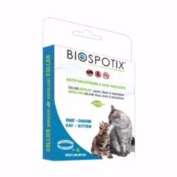 Biospotix collar for cats Natural Flea protection for Cats