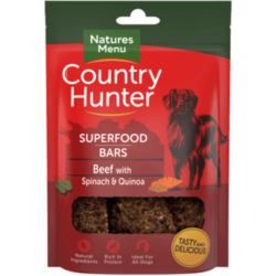 Country Hunter Superfood Bar Beef and Quinoa