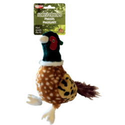 Forest Friends Phileas Pheasant Dog Toy