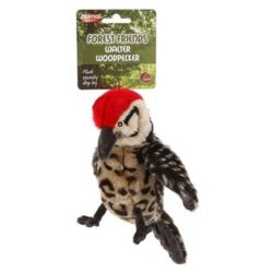 Forest Friends Walter Woodpecker Dog Toy