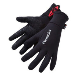 Polortec touchscreen stretchy warm & comfortable gloves, dog walking, ski, riding