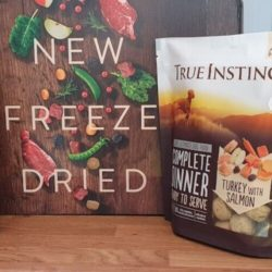 True Instinct Complete Freeze Dried Dinner For Adult Dogs