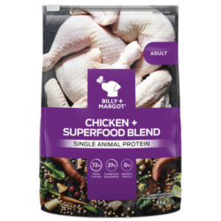 Billy & Margot Chicken and Superfood Pouch