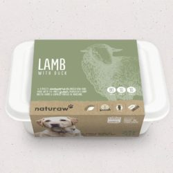 Naturaw lamb and Duck