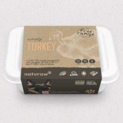 Naturaw simply turkey