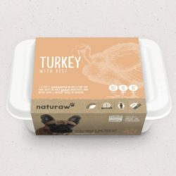 Naturaw Turkey with Beef