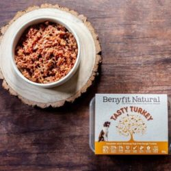 Benyfit Natural Tasty Turkey Raw Dog Food