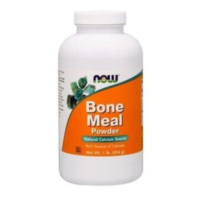 Now bonemeal
