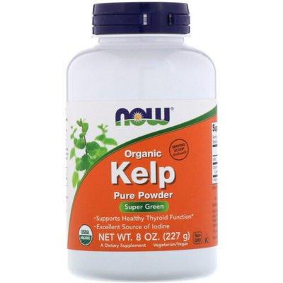 Now Organic Kelp Powder