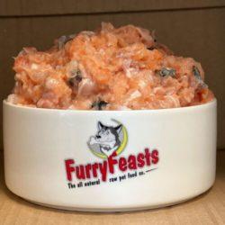 Furry feasts Wild Scottish Salmon