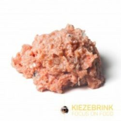 salmon mince for pets 1kg