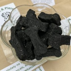 Pont & Pierce Charcoal biscuits