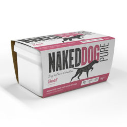 Naked Dog Pure Recipe Beef