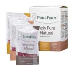 PurrForm Raw Cat Food Mixed Box 02