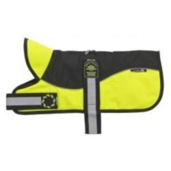 Animate high viz dog coat