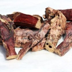 Dried Horse Lung Natural Dog Treats Novel Protein