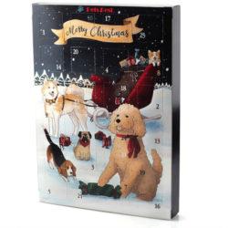 Doggy Advent Calendar. 100% meat treats, no junk.