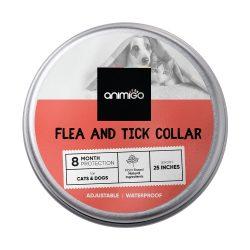 Animigo Flea & Tick Collar For Cats & Dogs